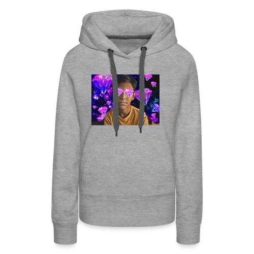 Omar beer - Vrouwen Premium hoodie