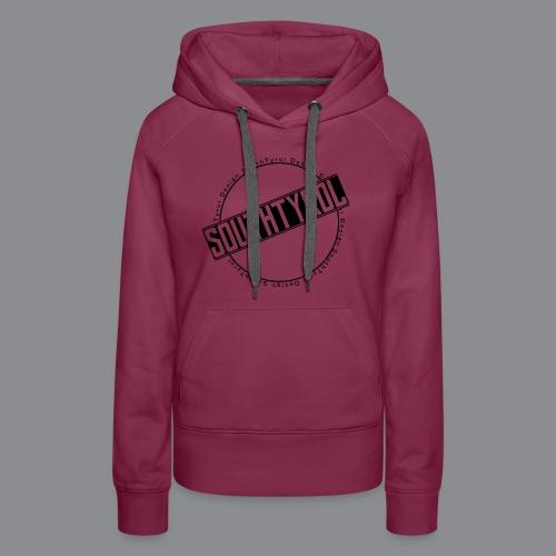 SouthTyrol Kreisform - Frauen Premium Hoodie