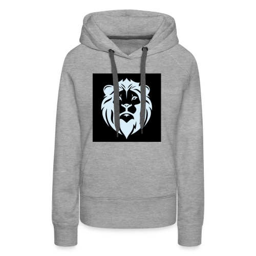 Inverted Lion Collection - Women's Premium Hoodie