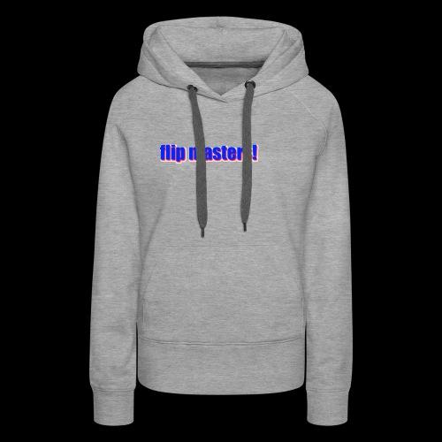 sappig - Vrouwen Premium hoodie