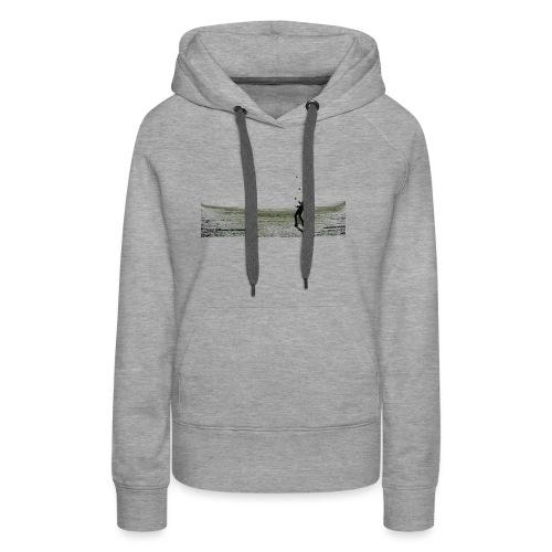 juggler-1216853 (1) 1 - Sweat-shirt à capuche Premium pour femmes