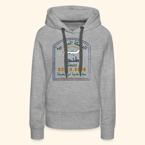 Tanger - Sweat-shirt à capuche Premium pour femmes