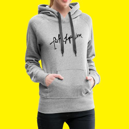 Faith Hope Love - Women's Premium Hoodie
