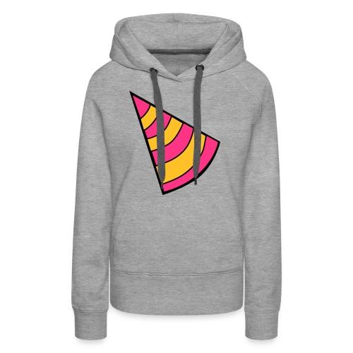 hoedje - Vrouwen Premium hoodie