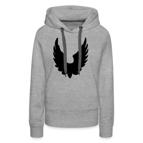 wing vecto - Women's Premium Hoodie