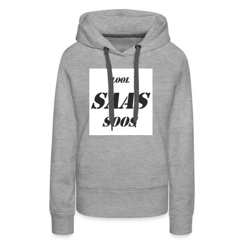 Saas - Frauen Premium Hoodie