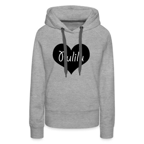 Pulilu Heart - Frauen Premium Hoodie