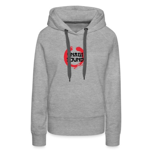 UNAGI SOUND LOGO - Women's Premium Hoodie