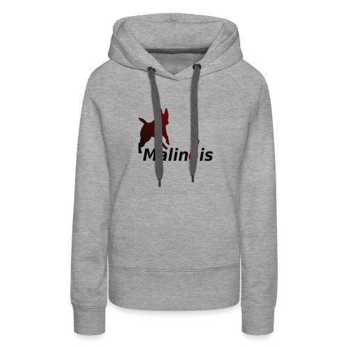 IPO Malinois Männer T-Shirt V Ausschnitt - Frauen Premium Hoodie