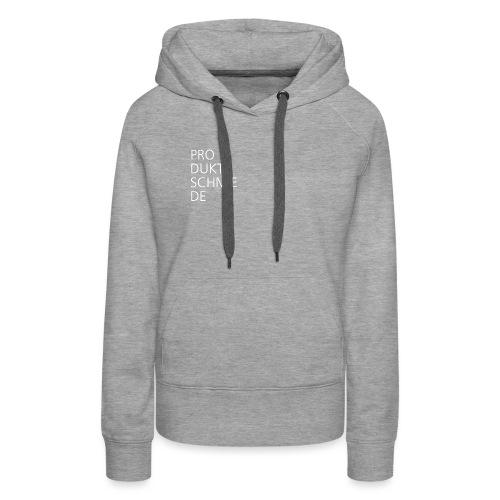 Design_Produktschmiede - Frauen Premium Hoodie