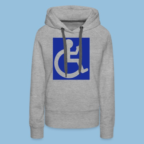 VINGER - Vrouwen Premium hoodie