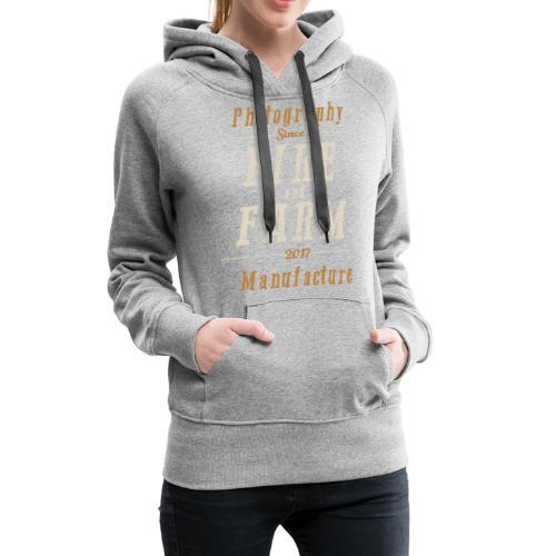 Fire and Farm - der Ausreißer - Frauen Premium Hoodie