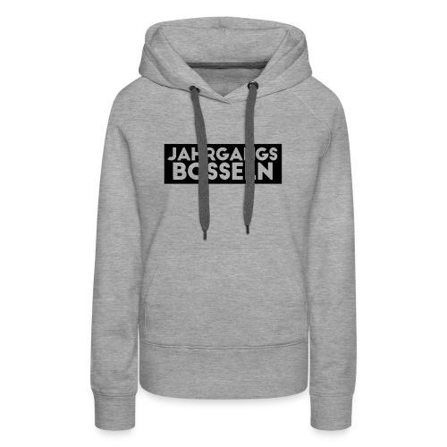 JGB_whitelabel - Frauen Premium Hoodie