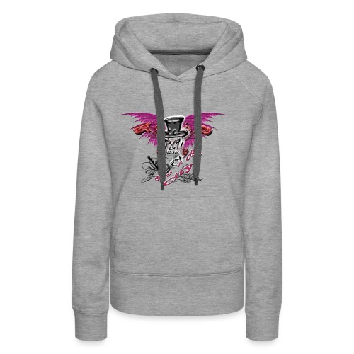 GunsNhofCity Rosa - Frauen Premium Hoodie