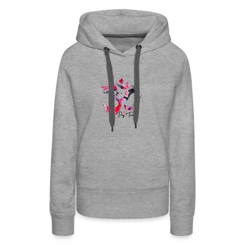 Ohm Symbol - Frauen Premium Hoodie
