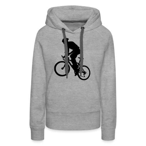 X-Country - Sweat-shirt à capuche Premium pour femmes
