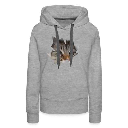 Cat's eyes - Women's Premium Hoodie