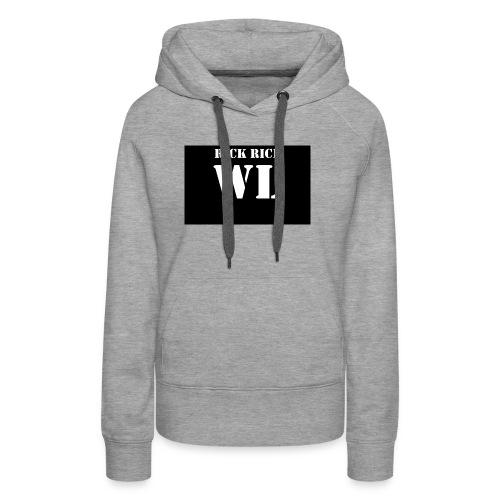 wl - Vrouwen Premium hoodie