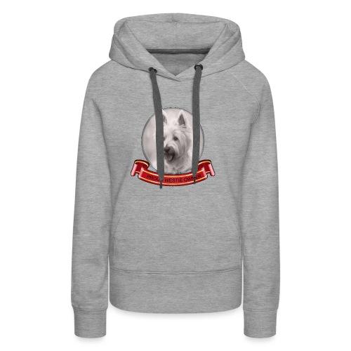 Proud dog owner - Women's Premium Hoodie