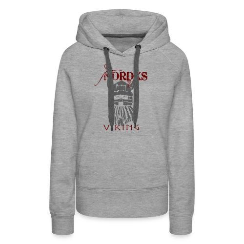 Nordxs Viking - Frauen Premium Hoodie
