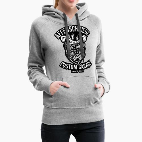 Logo_mit_umrandung_1 - Frauen Premium Hoodie