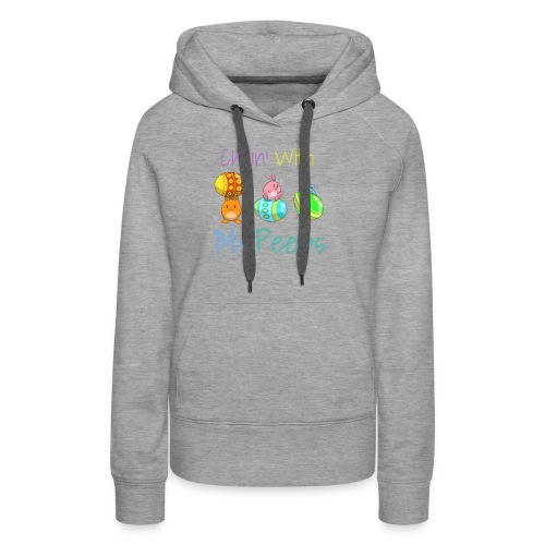Cute Easter Hunt Gift - Women's Premium Hoodie