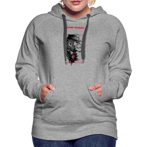 Chimp Bosses Mafia - Frauen Premium Hoodie