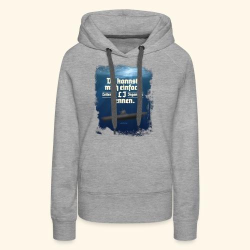 Ingenieur T Shirt Leitender Ingenieur LI - Frauen Premium Hoodie