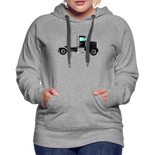 Trucking - Frauen Premium Hoodie