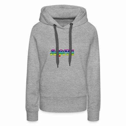 slapstix logo - Women's Premium Hoodie