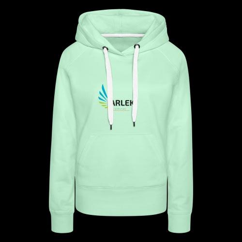 ARLEK CYPETAV - Sweat-shirt à capuche Premium pour femmes