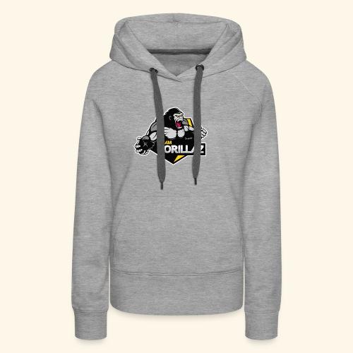 gorillaz - Women's Premium Hoodie