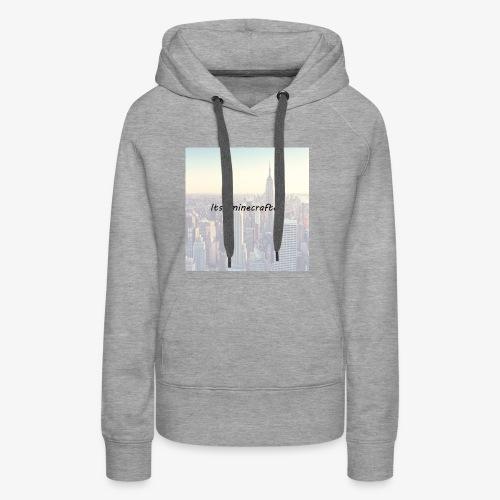 ItsAminecrafter - Vrouwen Premium hoodie