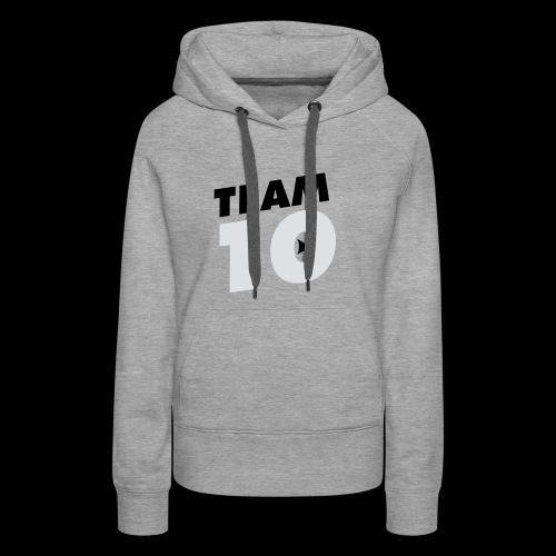 Team10 logo - Women's Premium Hoodie