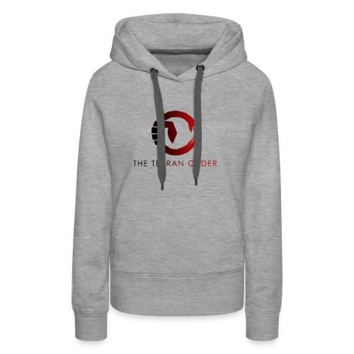 Logo and Outfit - Women's Premium Hoodie