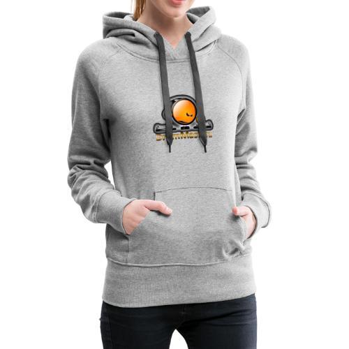 DrumMasterz Logo - Frauen Premium Hoodie