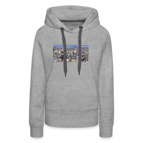 IMG 5629 - Sweat-shirt à capuche Premium pour femmes