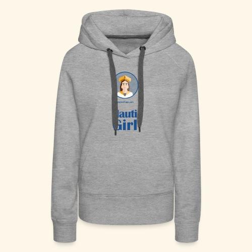 SeaProof Nauti Girl - Frauen Premium Hoodie