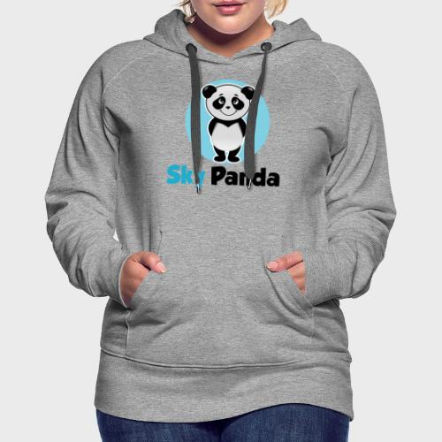 Panda Cutie - Frauen Premium Hoodie