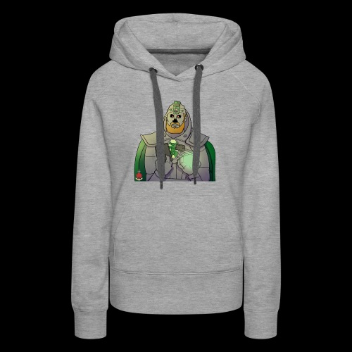 Elliot the Necron! - Women's Premium Hoodie