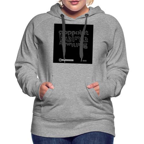 Design appsolut keine Ahnung 4x4 - Frauen Premium Hoodie