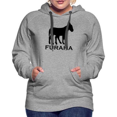 Furaha - Frauen Premium Hoodie