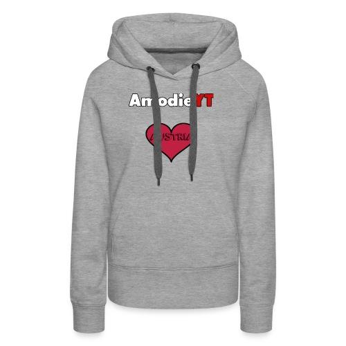 Amodie_YT - Frauen Premium Hoodie