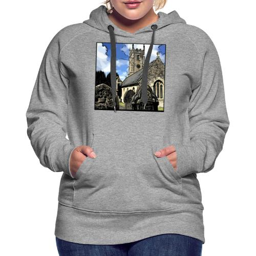 Church - Women's Premium Hoodie