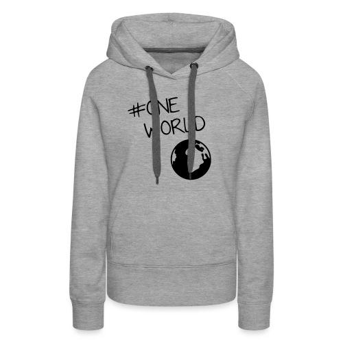 oneworld_9euro - Frauen Premium Hoodie
