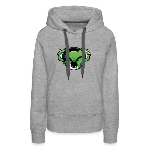 Koalafied Gaming - Premiumluvtröja dam