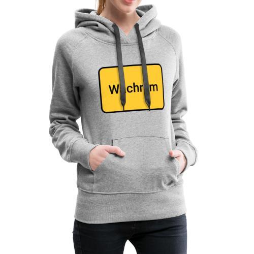 Wachrem - Frauen Premium Hoodie