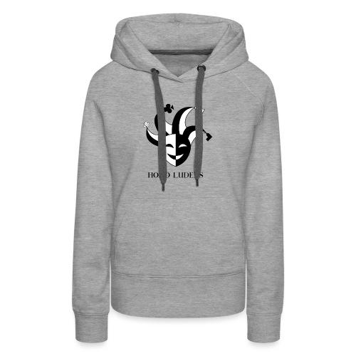 Paedia - Vrouwen Premium hoodie