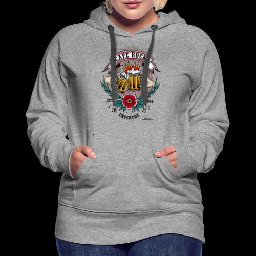 Old School Tattoo by Alexandra Apeldoorn - Vrouwen Premium hoodie