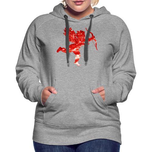 Liebesengel - Frauen Premium Hoodie